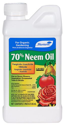 70% Neem Oil Concentrate 1pt
