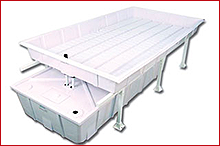 Trays, Reservoirs & Stands