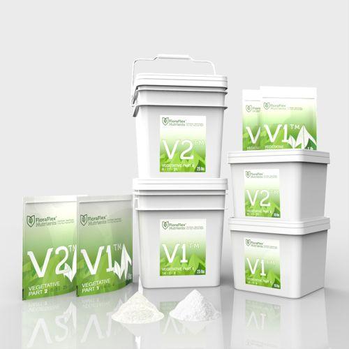 FloraFlex Nutrients V2 - 1 lb