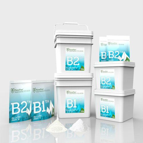 FloraFlex Nutrients B1 - 1 lb