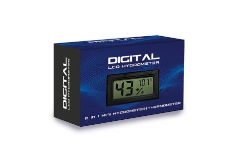 Mini Digital Hygrometer/Thermometer