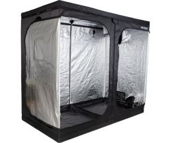 Lighthouse 2.0 - Controlled Environment Tent, 4' x 8' x 6.5'