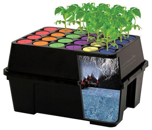 Super Sprouter® Root Rain® Spray Cloner 24 Site