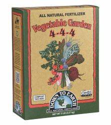 Vegetable Garden, 5lb