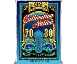 Cultivation Nation 70/30 Coconut Coir & Perlite, 2 cf