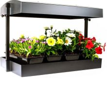 Sunblaster T5 Grow Light Garden, Black