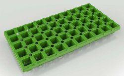 FloraFlex Incubator™ 50 Cell - 40|40 Insert Tray
